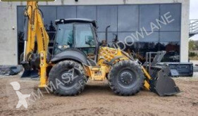 Tractopelle rigide New Holland LB 115 LB 115 JCB 4CX CAT 434 444 CASE 695 KOMATSU WB93 WB97