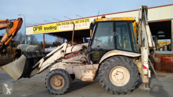 JCB 3 CX backhoe loader used