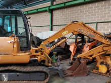 Case Cx50 used rigid backhoe loader