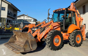 Fiat-Hitachi fb200 4ps backhoe loader used
