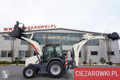 Terex TLB 890 SM , 4x4 , Powershift , Forks ,bucket 4in1 terna rigida usata