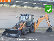 Case 851 EX-SS NEW UNUSED (95 HP) // 4-1 bucket backhoe loader used