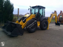 Buldoexcavator rigid New Holland B 115 B