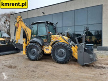 New Holland B 115 B B 115 B JCB 4CX 3CX CAT 434 444 CASE 695 KOMATSU WB 93 tweedehands vaste graaflaadcombinatie