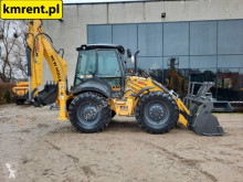 Tractopelle rigide New Holland B 115 B B 115 B JCB 4CX 3CX CAT 434 444 CASE 695 KOMATSU WB 93