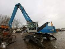 Terex MHL 340 + MAGNETANLAGE used rigid backhoe loader