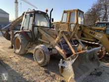Case 580K used rigid backhoe loader