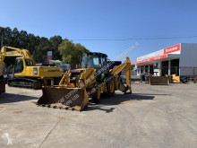 Case 580 Super K used articulated backhoe loader