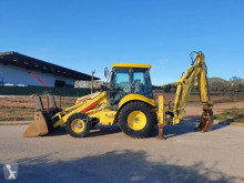 New Holland LB 110 tweedehands vaste graaflaadcombinatie