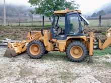 Venieri rigid backhoe loader 8-23C
