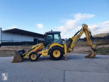 New Holland LB 110.B tweedehands vaste graaflaadcombinatie