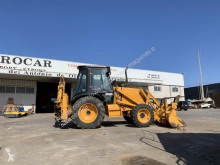 Case articulated backhoe loader 580 Super K