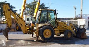 Styv traktorgrävare Komatsu WB97R-2