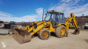 Tractopelle rigide JCB 3CX 3d4 turbo