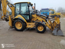 Caterpillar 432E used articulated backhoe loader