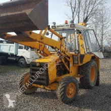 JCB 3CX 4x4 ED used rigid backhoe loader