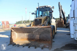 New Holland NH 85 4PT buldoexcavator rigid second-hand