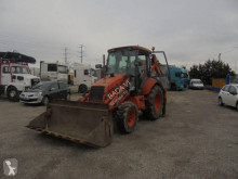New Holland used rigid backhoe loader