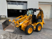 JCB 1CX tweedehands mini-graaflaadmachine