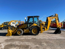 Tractopelle Caterpillar 432 E occasion