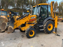JCB 3CXSM Advanced Easy Control buldoexcavator rigid second-hand