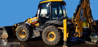 Tractopelle JCB 4CX Sitemaster occasion