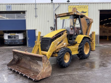 Caterpillar 428C backhoe loader used