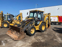 Caterpillar 432D buldoexcavator rigid second-hand
