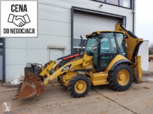 Buldoexcavator Caterpillar 432E second-hand