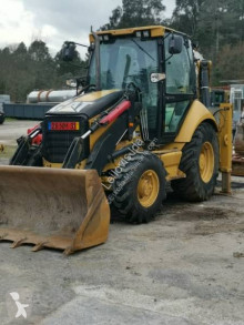 Caterpillar 432E 432E buldoexcavator rigid second-hand