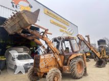 Case 580G buldoexcavator rigid second-hand