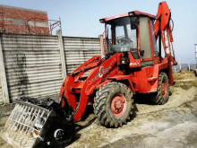 FAI articulated backhoe loader 692