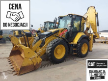 Retroexcavadora Caterpillar usada