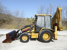 Caterpillar 432 D backhoe loader used