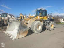 Komatsu WA 480 -6 used rigid backhoe loader