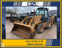 Case 580 Super K buldoexcavator rigid second-hand