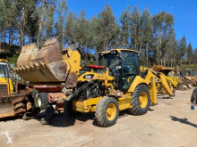 Caterpillar 432E used rigid backhoe loader