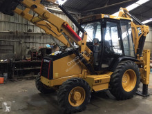 Caterpillar 428C buldoexcavator rigid second-hand