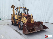 Caterpillar 438B backhoe loader used