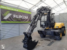 Mecalac articulated backhoe loader 12 MTX