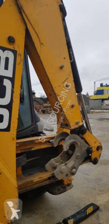 JCB 3CX Eco used rigid backhoe loader