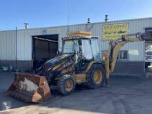 Caterpillar 428D backhoe loader used