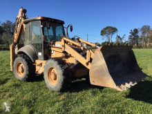 Case 695 Super M used rigid backhoe loader