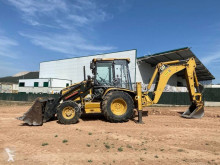 Terna articolata Caterpillar 428C * * * QUICK HITCH* * *