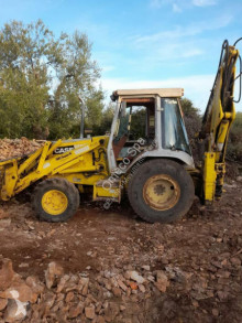 Case 580K buldoexcavator rigid second-hand