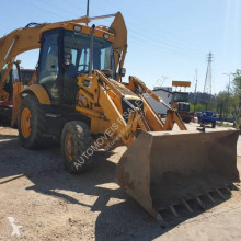 JCB 3CX Plus Turbo tractopelle rigide occasion
