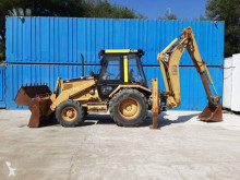 Tractopelle rigide Caterpillar 428B 4x4 Tele