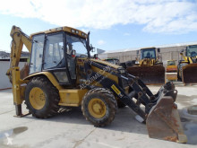 Caterpillar backhoe loader 428 C