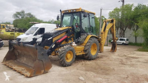 Caterpillar 432D 4x4 used rigid backhoe loader