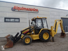 Buldoexcavator Caterpillar 428 C second-hand